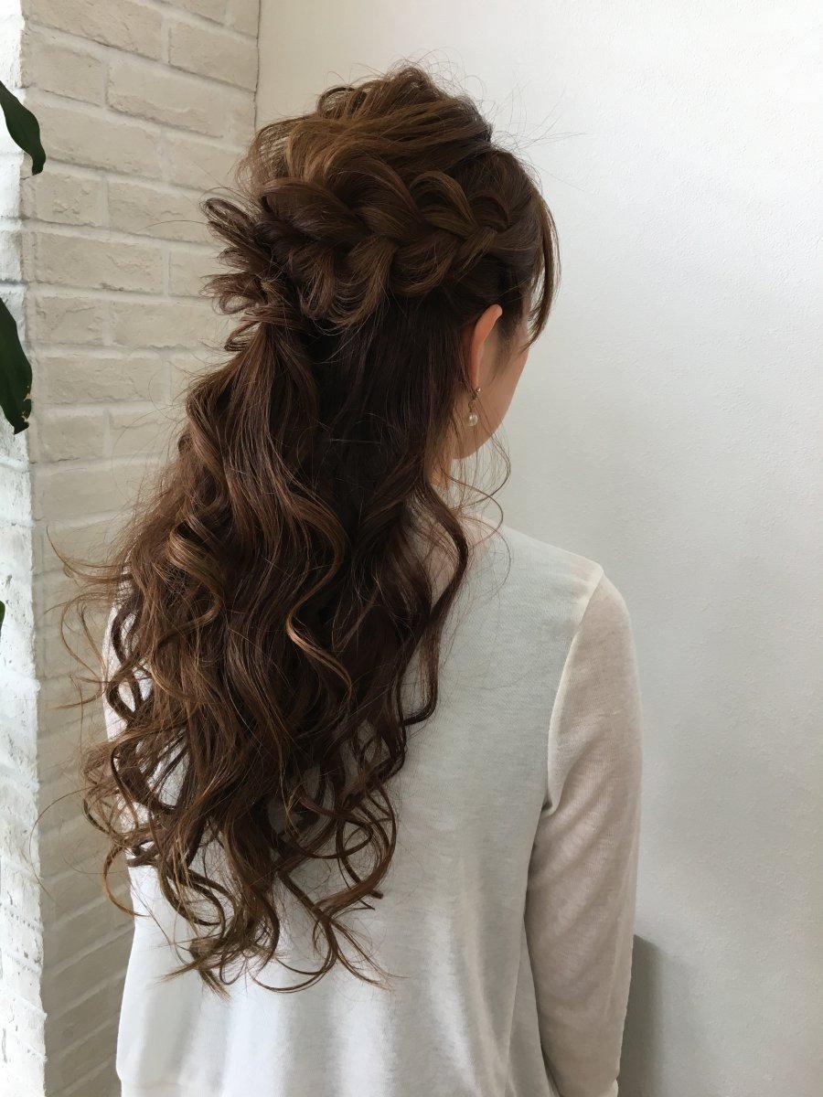 太田でヘアセット