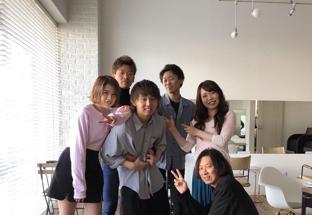 美容師になった理由(佐野編)